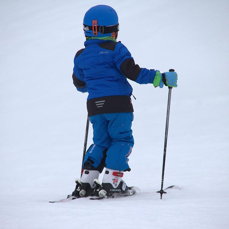 Sur les pistes de Ski!