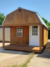 Graceland- 12x24- Lofted Barn Cabin