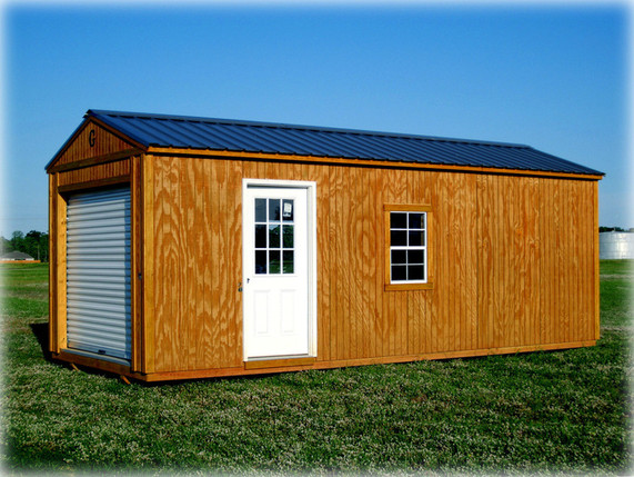 Graceland- 10x24- Garage