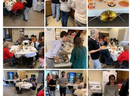 24th Annual BHA Thanksgiving a Success