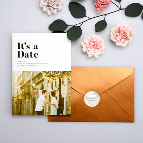 【婚禮2020】預告愛情的矢志不渝:性格小測驗,找出最適合你的喜帖是哪一款?