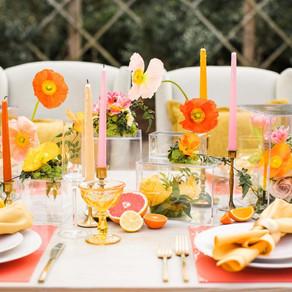 【婚禮主題2020】5種當紅婚禮風格趨勢,為幸福揭開詩序