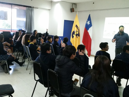 1er Taller de Bullying Colegio Mayor de Tobalaba