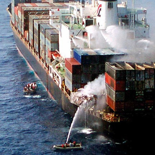 Ship Fire Risk and Investigation