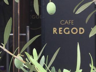 CAFE REGOD、倉敷中央病院北にOPEN (店内写真リンク有)