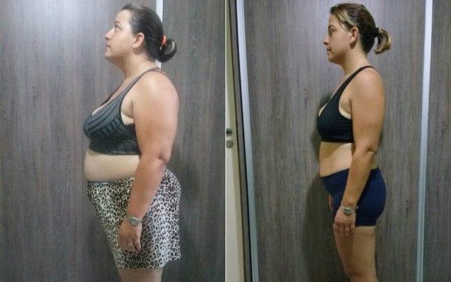 Antes e depois 8