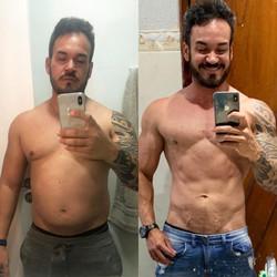 Antes e depois 6