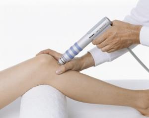 Ondas de choque terapia fisica