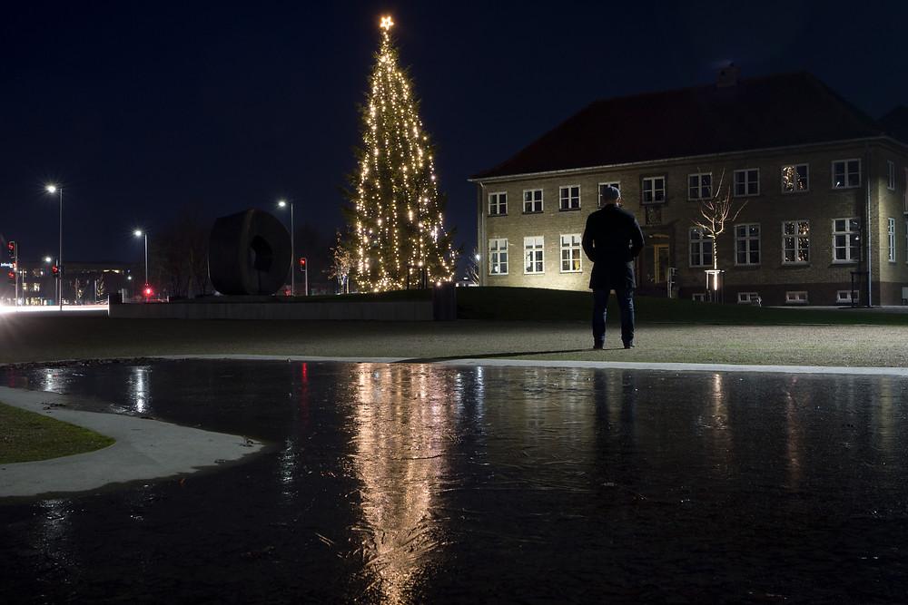 17. december - Rådhuset (f9 13 sek. ISO-100)