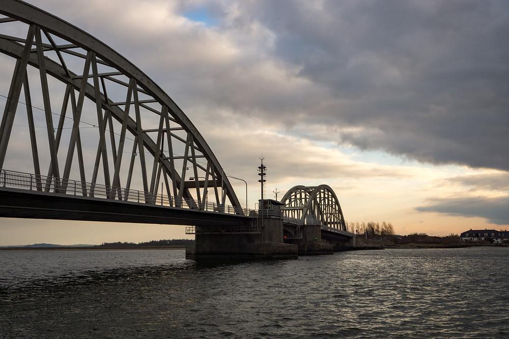 16. december - Aggersundbroen /f14 1/40 sek. ISO-100)