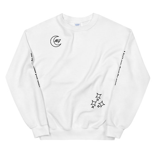 I Don't Care About The Moon Crewneck