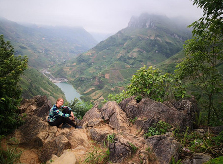 #24||2 Ein Abenteuer in Ha Giang - die schönste Aussicht von allen