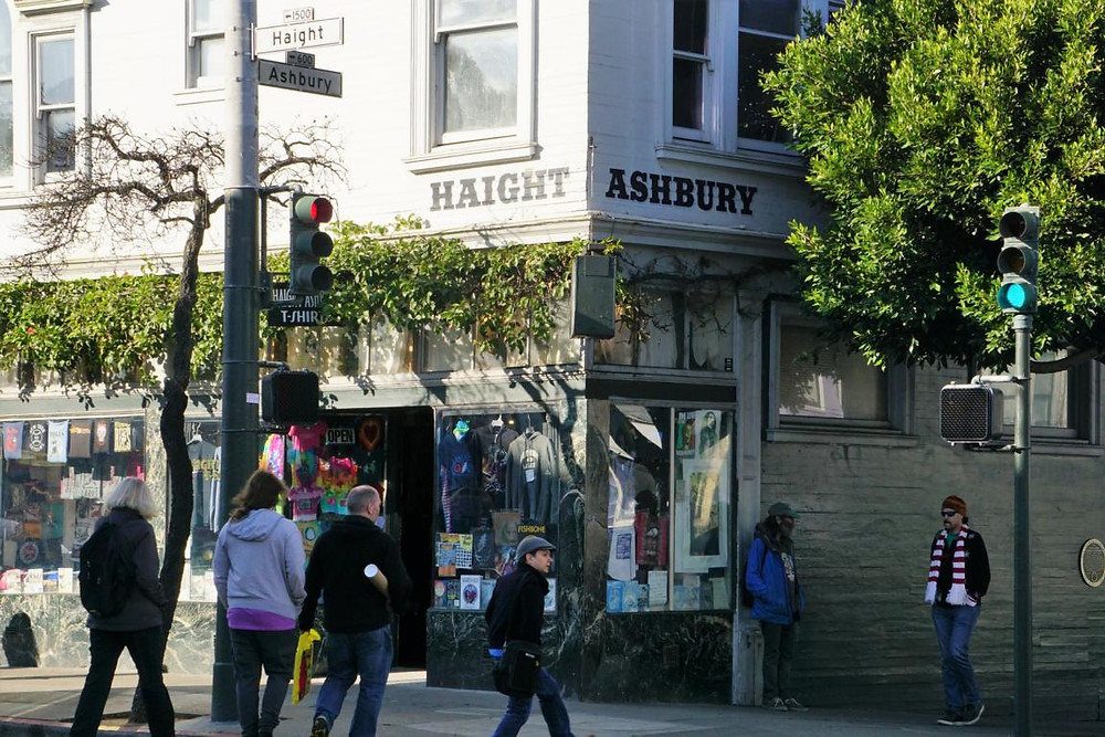 San Francisco Hight Ashbury
