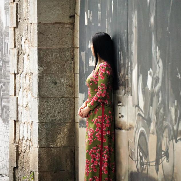 Fotoshooting in Hanoi