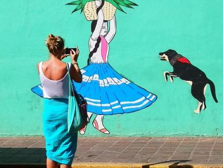 #97 Morgens um 4:30 Uhr in Oaxaca