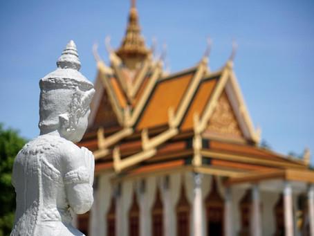 #34 Die Grenze nach Kambodscha und ein Tag in Phnom Penh
