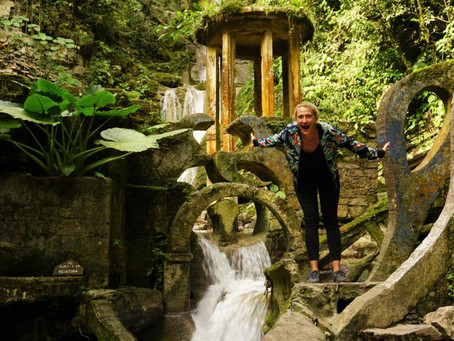 #94 Alles surreal in Xilitla