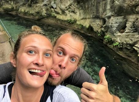 #95 Wasserfälle in der Sierra Gorda