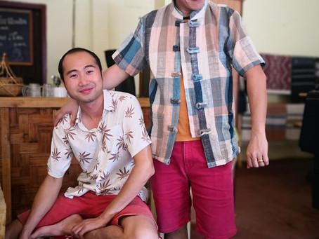 #20  Nong Khiaw – länger als gedacht.