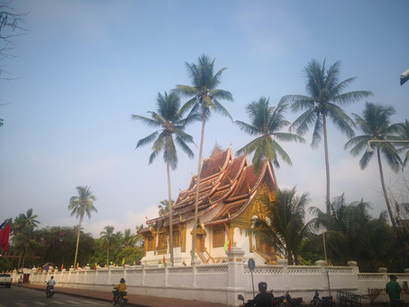 #15 Luang Prabang - C'est trés chic!
