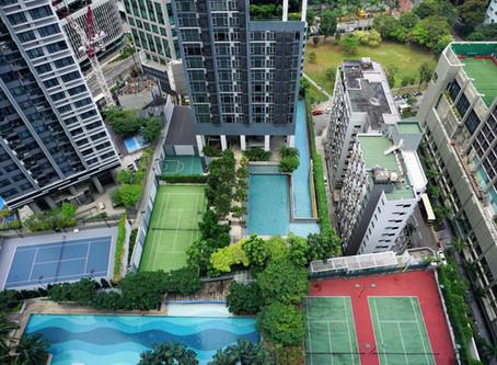 #44 Singapur: kleine (grüne) Oasen
