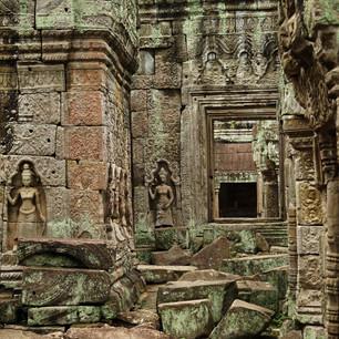 Angkor Wat beim Son
