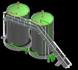 Equipos de Biofiltración para tratamiento de aguas y riles