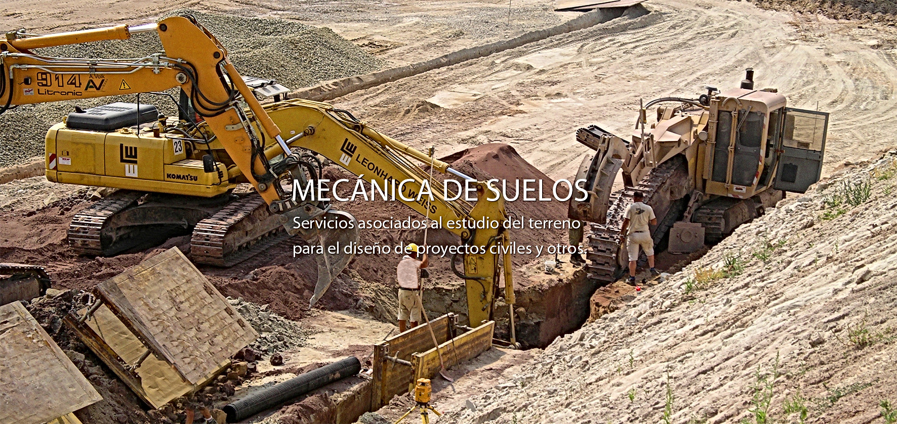 Mecánica de suelos