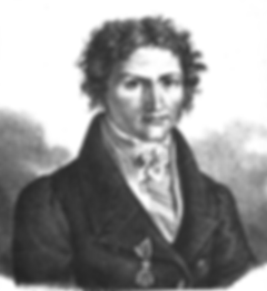 Johann Baptist Von Spix, Naturlisa que fez incursão na Serra do Cipó