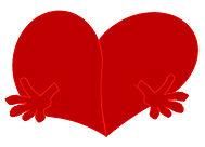 KW - three beginnings - hug from heart.j