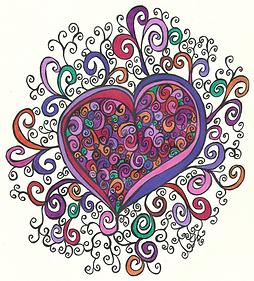 Swirling Heart