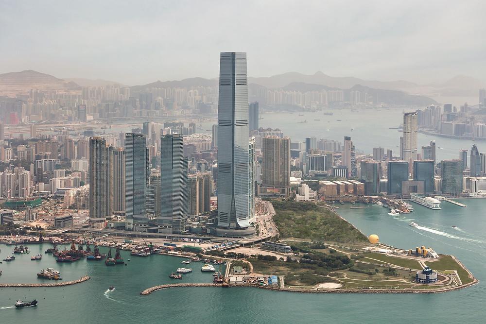The Ritz Carlton Hong Kong