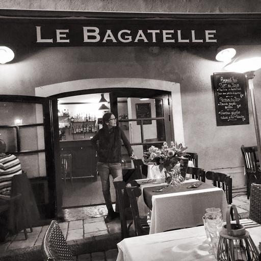 Saint-Tropez Le Bagatelle i oktober