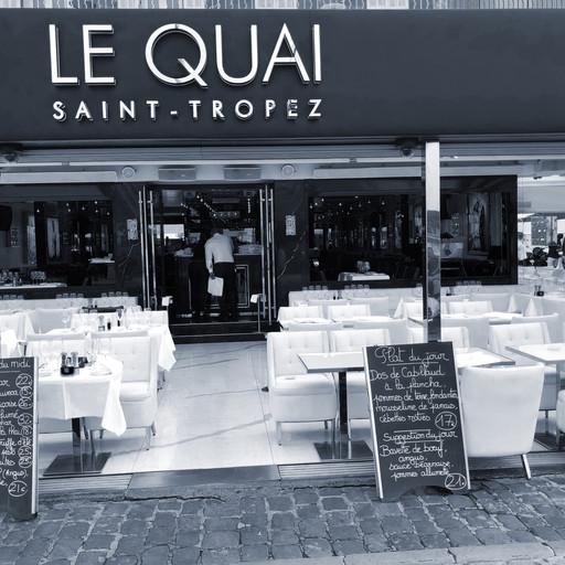 Le Quai, Saint-Tropez i oktober