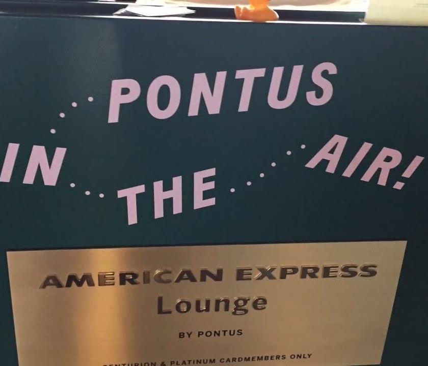 American express lounge arlanda