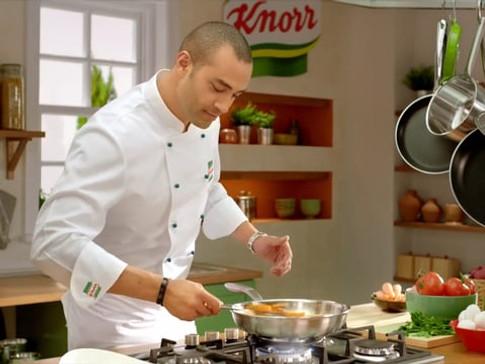 Ahmet Uygun -Knorr Vegetar Arabic Mena