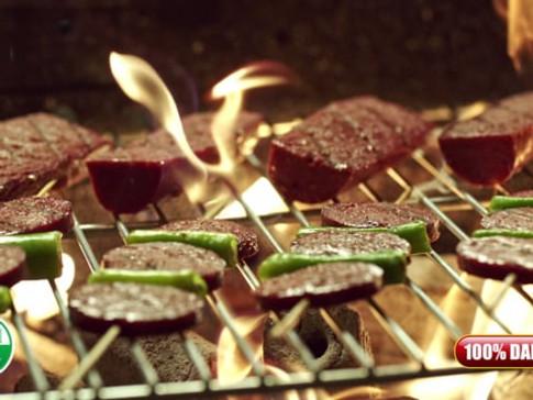 Semih Menda - Suntat Garlic Sausage table top