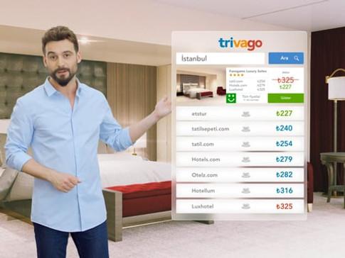 Murat Senoy - Trivago Mr.Turkey