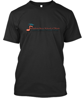 Music school t-shirt for sale