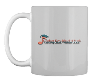 Music school coffee mug for sale
