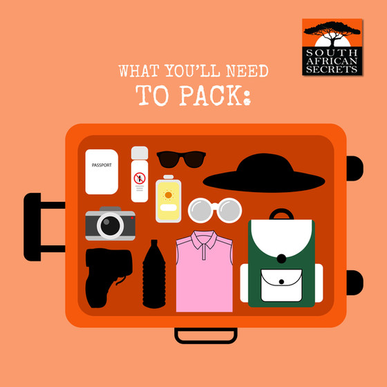 Get packing. What you need to know.