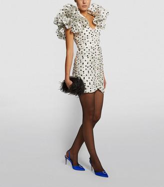 alessandra-rich-polka-dot-mini-dress_151