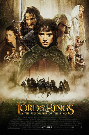 The Lord of the Rings: The Fellowship of the Ring - 2001