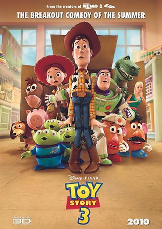 Toy Story 3 - 2010