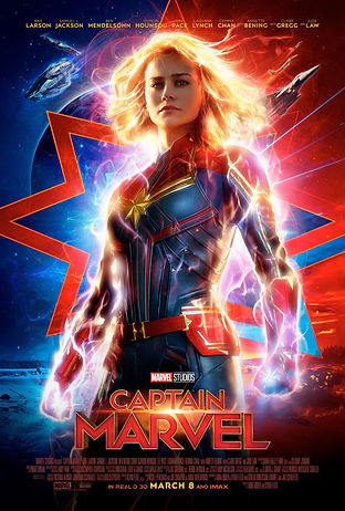 Captain Marvel - 2019