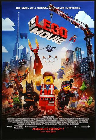 The LEGO Movie - 2014
