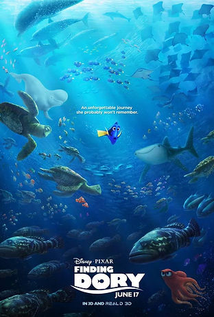 Finding Dory - 2016