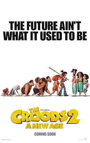 The Croods: A New Age - 2020