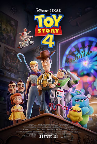 Toy Story 4 - 2019