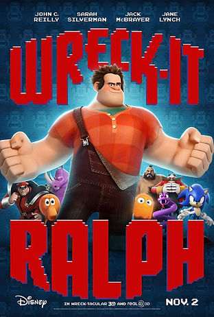 Wreck-It Ralph - 2012
